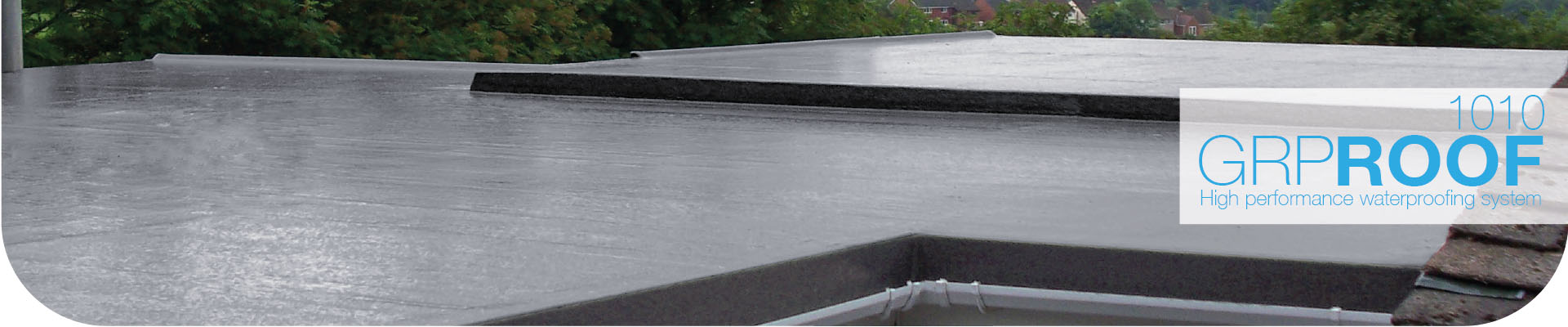 GRP Roof 1010 System